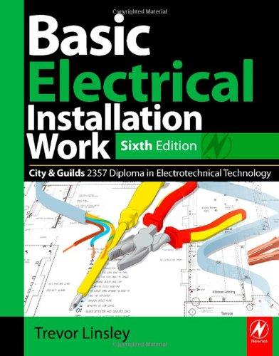 Basic Electrical Installation Work 2357 Edition