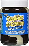 Trader Joes Cookies & Creme Cookie Butter  14.1oz
