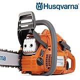 Husqvarna 445 2-Stroke Gas PoweRed Chain Saw, 18-Inch