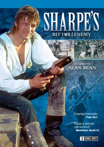 Sharpe's Set Two - Enemy (3 Disc Set) (Sharpes Dvd Set compare prices)