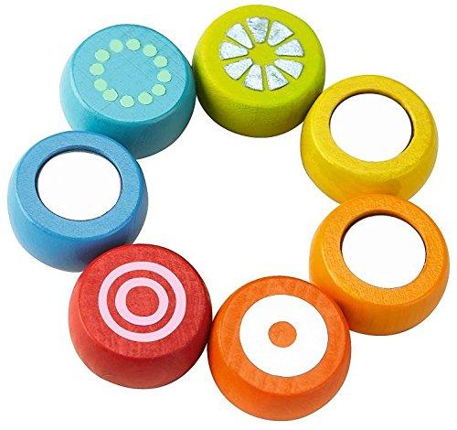 Haba Rainbow Clutching toy