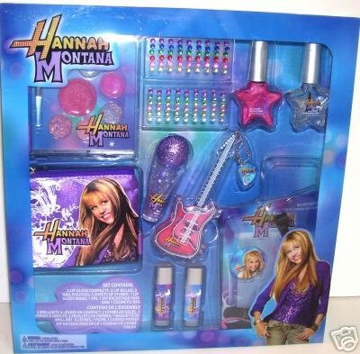 Up purchase hannah montanna beauty set make up disney toys amp games