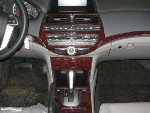 looking for honda accord 2008 2009 2010 2011 2012 se ex lx interior wood dash trim kit set. Black Bedroom Furniture Sets. Home Design Ideas