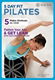 5 Day Fit Pilates [DVD] [Import]