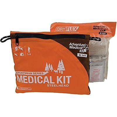 Adventure Medical Sportsman Series Steelhead First Aid Kit by Adventure Medical