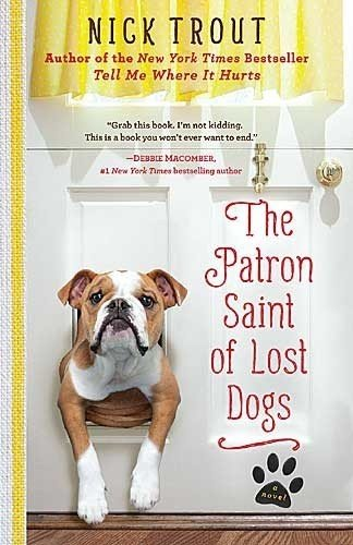 The Patron Saint of Lost Dogs [Large Print] [Hardcover]