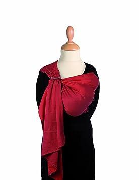Babylonia - BDDSL.961 - Porte Bebe - BB Sling - Currant Red ... 700588f6492