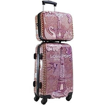 lollipops valise cabine vanity 55cm fantaisie. Black Bedroom Furniture Sets. Home Design Ideas