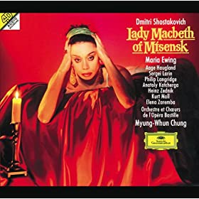 Shostakovich: Lady Macbeth of Mtsensk District (2 CDs)
