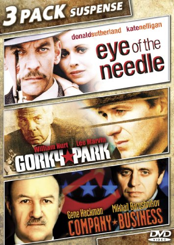 Eye Of The Needle/Gorky Park/Company Business (Company Business Dvd compare prices)