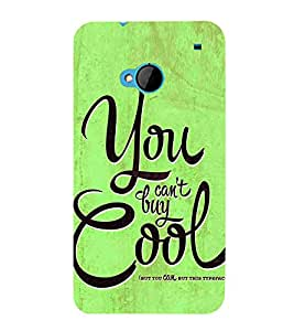 If You Great Things Cute Fashion 3D Hard Polycarbonate Designer Back Case Cover for HTC One :: HTC One M7