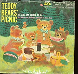 Jack Berch - Teddy Bear Fun--Part 1, 2