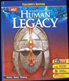 img - for Holt World History: Human Legacy book / textbook / text book