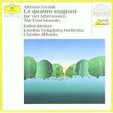 """Vivaldi : les Quatre Saisons (""""le quattro stagioni"""")"""