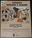 White Plume Mountain (Advanced Dungeons & Dragons Module, No. S2) (093569613X) by Lawrence Schick