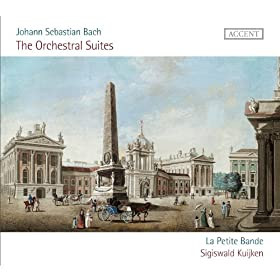 Overture (Suite) No. 4 in D Major, BWV 1