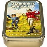 2oz Tobacco Tin - Johnnie Walker