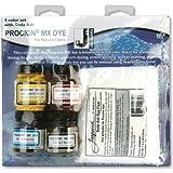Jacquard Products Procion Four Color MX Dye Set with Soda Ash