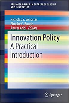 Innovation Policy: A Practical Introduction (SpringerBriefs In Entrepreneurship And Innovation)