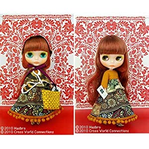 Cowl-free tea Ju Oh BLYTHE CWC Limited Edition Neo Blythe (japan import)