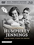 The Complete Humphrey Jennings volume 3: A Diary for Timothy (DVD + Blu-ray)
