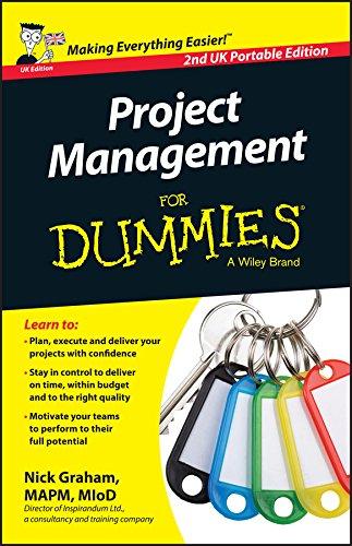 Project Management for Dummies (Service Management Dummies compare prices)