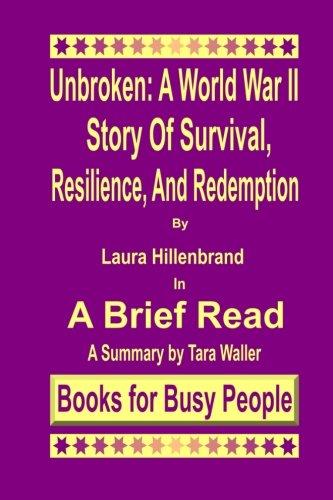 Unbroken in A Brief Read Cover