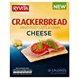 Ryvita Cheese Crackerbread 6x125g