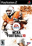 echange, troc PS2 NCAA FOOTBALL 10 [Import américain]