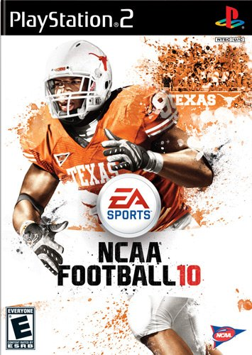 NCAA Football 10 - PlayStation 2 (Ncaa Football Ps2 compare prices)
