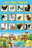 On the Farm (Wall Charts)