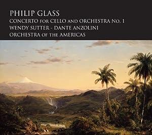 Glass: Concerto For Cello and Orchestra No.1