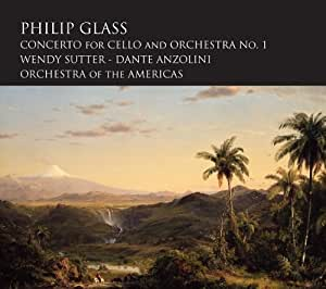 Glass: Concerto For Cello and Orchestra No.1