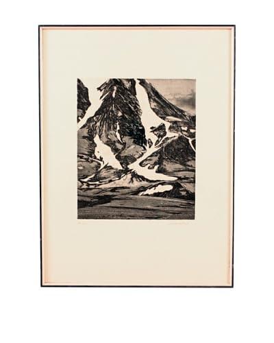 Everest Framed Limited Edition Print