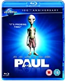 Paul (2011) - Augmented Reality Edition [Blu-ray] [Region Free]