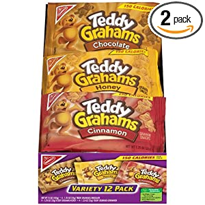 Teddy Grahams Snacks