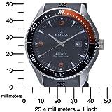 Edox Men's 70158 3OR NIO Diver C-1 Watch