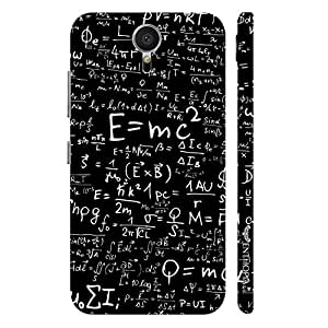 Enthopia Designer Hardshell Case Einstein'S Energy Back Cover for Meizu M3 Max