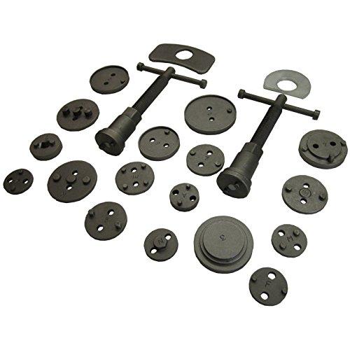 21pc Left and Right hand brake calliper / caliper wind back tool kit TE521