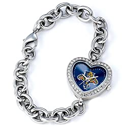 Florida Panthers Gametime Heart Bracelet/Watch