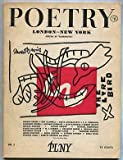 Poetry London -- New York: Vol. 1 No. 2