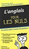 echange, troc Gail Brenner, Claude Raimond - L'Anglais pour les Nuls