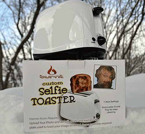The Selfie Toaster (Burnt Toaster compare prices)