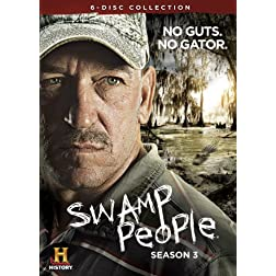 Swamp People: Season 3