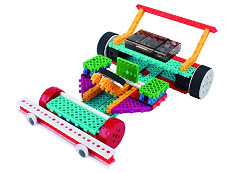 roboter set f r kinder ingenious machines bausatz f r ferngesteuertes spielzeug tg633 toller. Black Bedroom Furniture Sets. Home Design Ideas