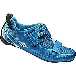 Shimano SH-TR900 Cycling Shoe - Men\'s Blue, 43.0