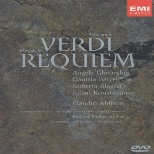 Verdi - Messa Da Requiem (Abbado, Bpo, Gheorghiu) [DVD] [Region 1] [NTSC]