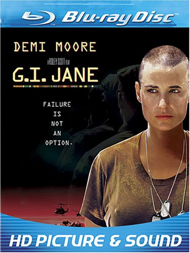 Cover art for  G.I. Jane [Blu-ray]