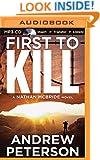 First to Kill (Nathan McBride)