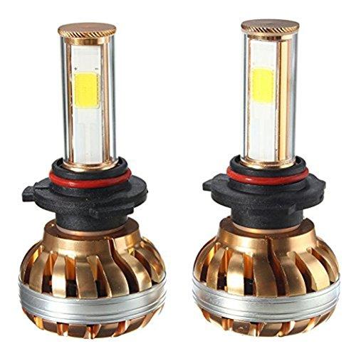 Ecosin Fashion NEW 9005 120W CREE LED Headlight Kit 6000K White Car Bulb Lamp Light (Automobile Headlight Bulbs compare prices)